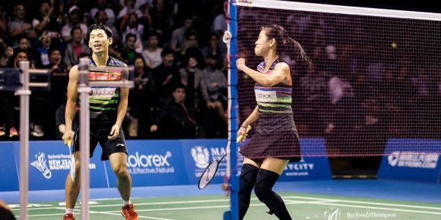 Berhasil Menjuarai New Zealand Open 2019, Chan/Goh Makin Percaya Diri