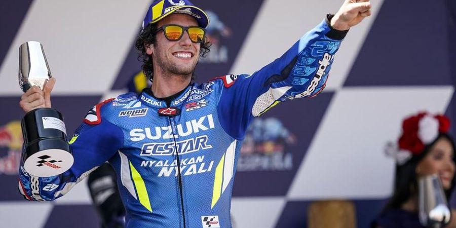Berita MotoGP - Tampil Impresif, Alex Rins Dipuji Manajer Suzuki