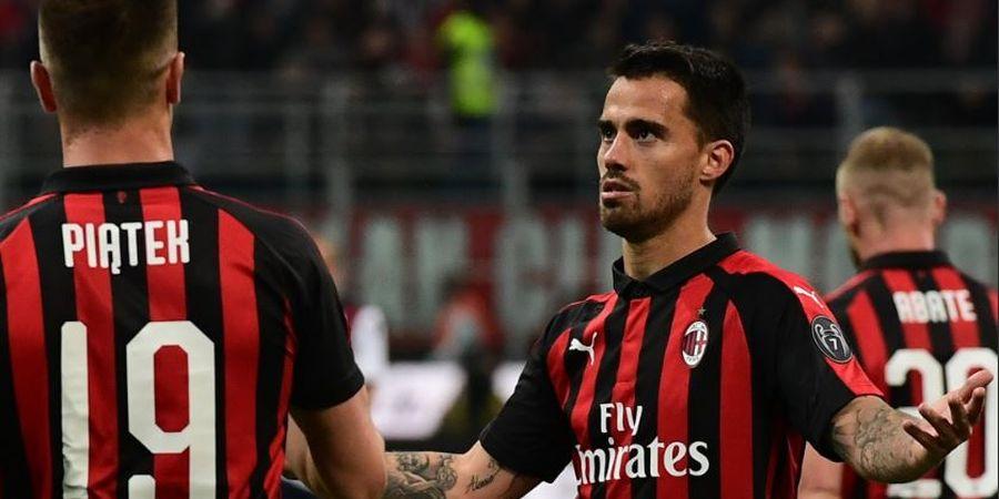 AC Milan Resmi Dilarang Tampil di Liga Europa Musim 2019-2020