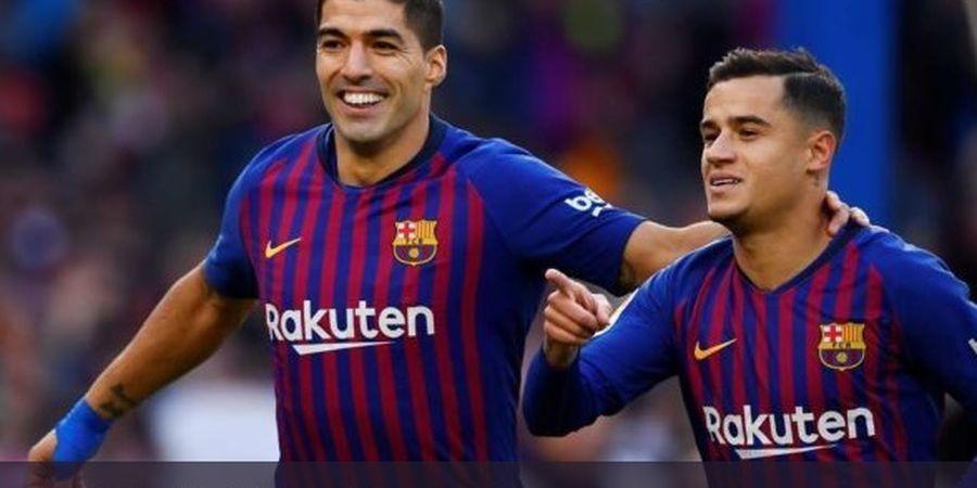 Ditanya soal Rencana Pinjam Coutinho, Pelatih Arsenal Malah Tidak Tahu