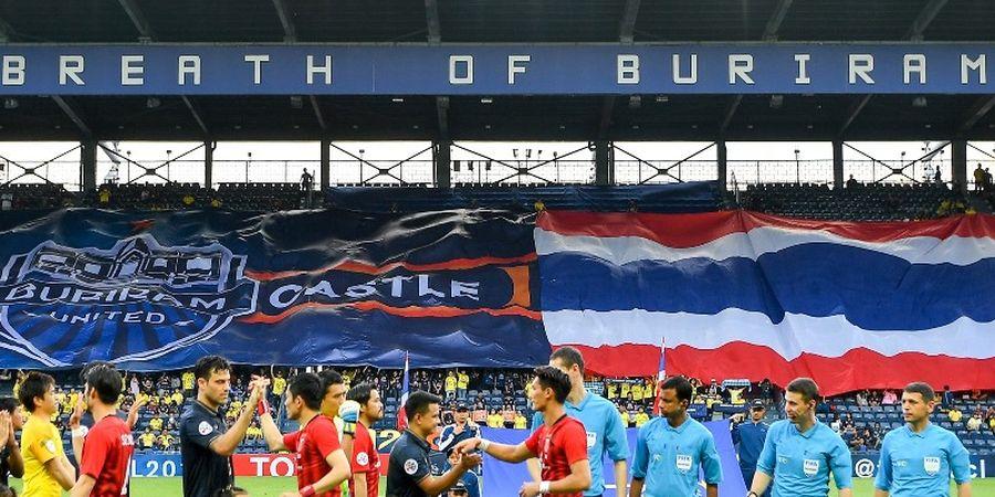 Kalah Lagi, Wakil Thailand di Liga Champions Asia 2019 Semakin Remuk