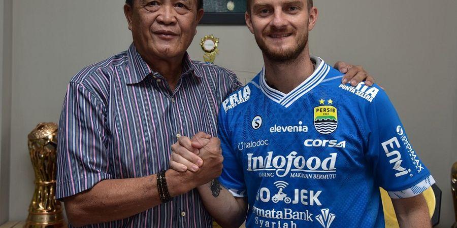 Dua Rene Bersatu, Saatnya Persib Bandung Juara Liga 1