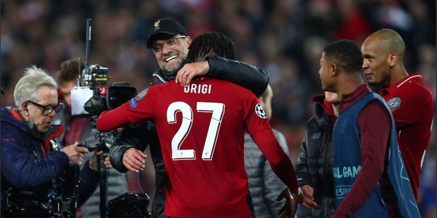 Tidak Dijual, Liverpool Pilih Pertahankan Divock Origi