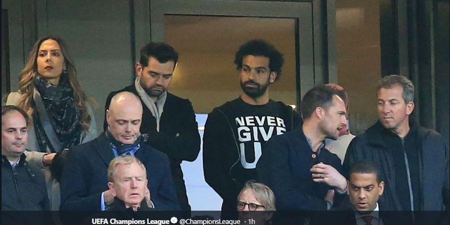 Demi Matikan Pergerakan Mo Salah di Final, Bek Spurs ini Pelajari Video Sergio Ramos
