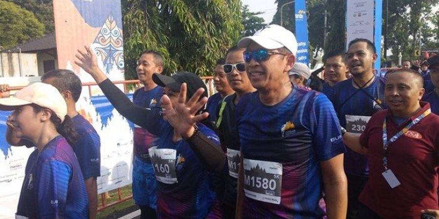 Mandiri Jogja Marathon 2019 - Menteri BUMN Ambil Bagian