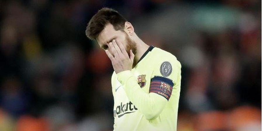 Sergio Aguero Ungkap Kabar Hoaks soal Lionel Messi