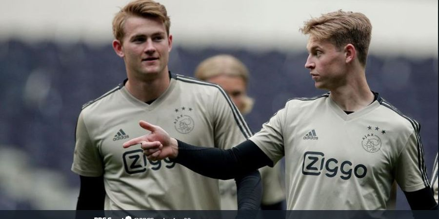 Dua Wonderkid Ajax Diyakini Bakal Bawa Dampak Positif bagi Barcelona