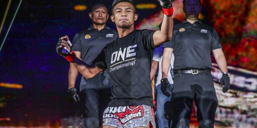 Hasil ONE on TNT 1 - Orang Paling Berbahaya di Muay Thai Ngamuk Lagi