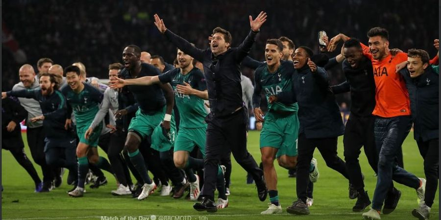 Usai Final Liga Champions, Tottenham Hotspur Siap Beli 4 Pemain Baru