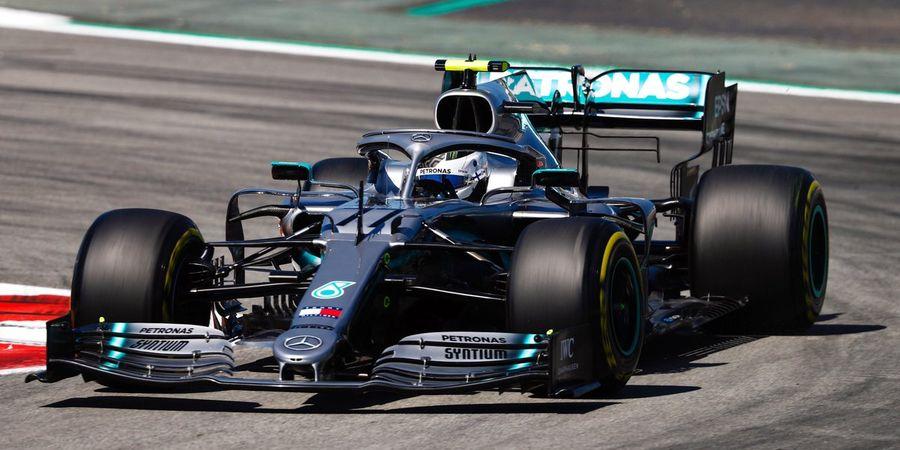 Hasil FP1 F1 GP Spanyol 2019 - Minim Aksi, Valtteri Bottas Tercepat