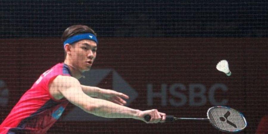 Thailand Open 2019 - Singkirkan Shesar, Lee Zii Jia Nantikan Duel Vs Chou Tien Chen