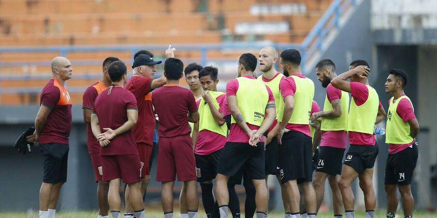 TC di Yogyakarta Selesai, Borneo FC Siap Kembali Hadapi Liga 1 dan Piala Indonesia