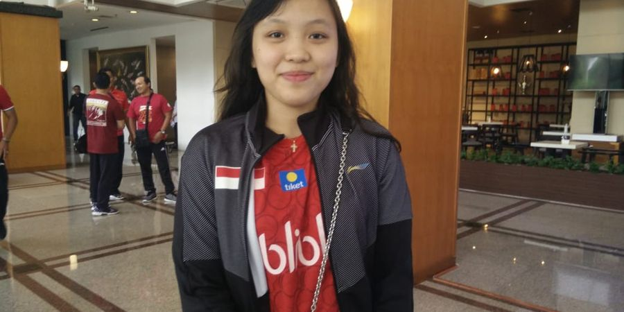 Winny Oktavina Kandow, Dulu Masih Tamu, Kini Masuk Tim Piala Sudirman 2019