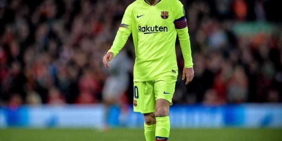 3 Alasan Lionel Messi Bisa Gagal Raih Gelar Ballon D'Or Tahun Ini