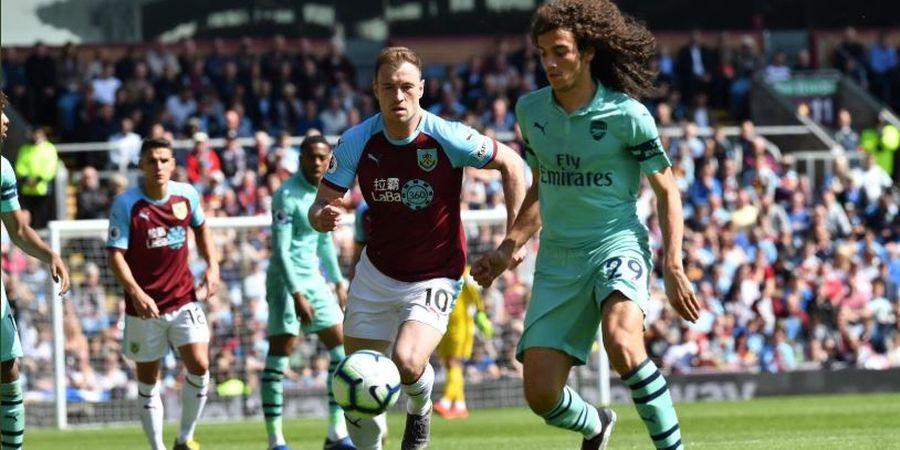 Kuasai Laga, Arsenal Ditahan Burnley Tanpa Gol pada Babak Pertama