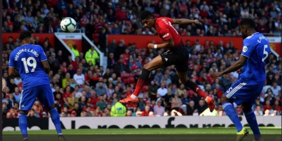Kekalahan Manchester United dan Pemandangan Aneh di Old Trafford