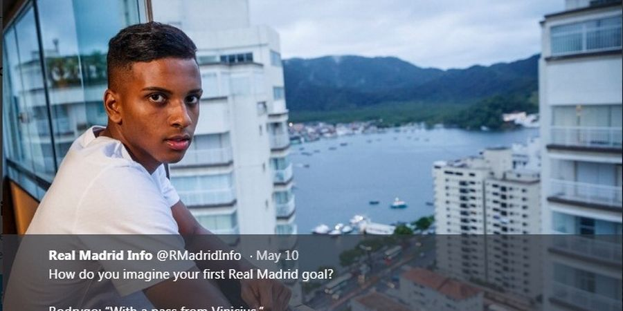 Mendarat di Spanyol, Wonderkid Terbaru Real Madrid Disangka Neymar