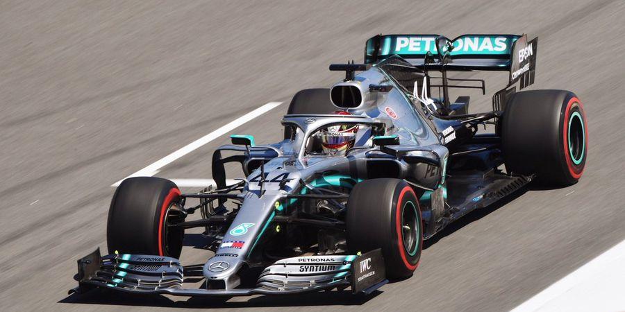 Hasil F1 GP Spanyol 2019 - Laju Dominan, Lewis Hamilton Finis Terdepan