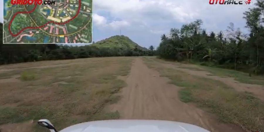 VIDEO - Jelajah Lahan Calon Sirkuit MotoGP Mandalika di Lombok