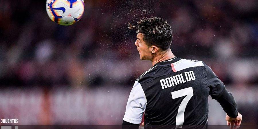 Lagi! Aksi Inspiratif Ronaldo Kepada Bocah Mantan Penderita Tumor Otak