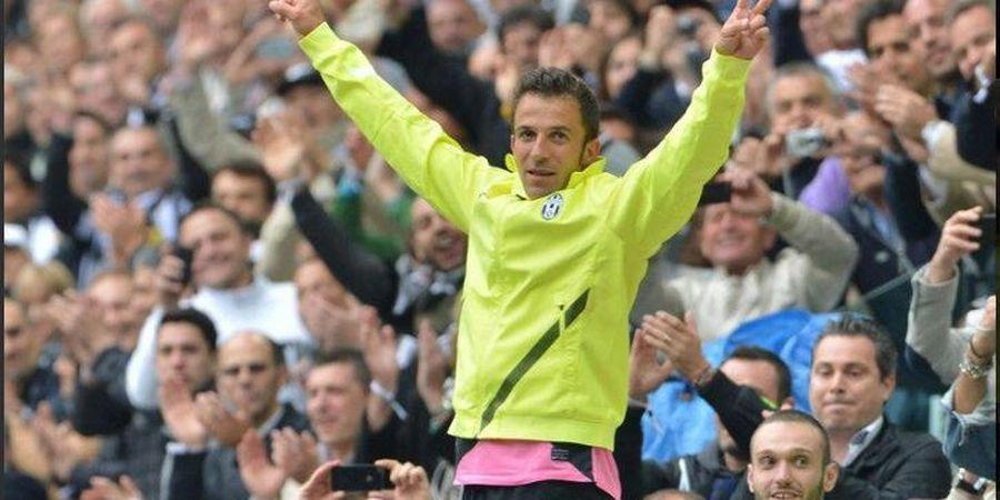 Sejarah Hari Ini - Alessandro Del Piero Tinggalkan Juventus dengan Scudetto
