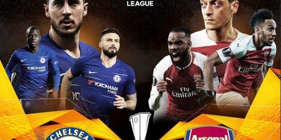 Link Live Streaming dan Prediksi Susunan Pemain Chelsea Vs  Arsenal