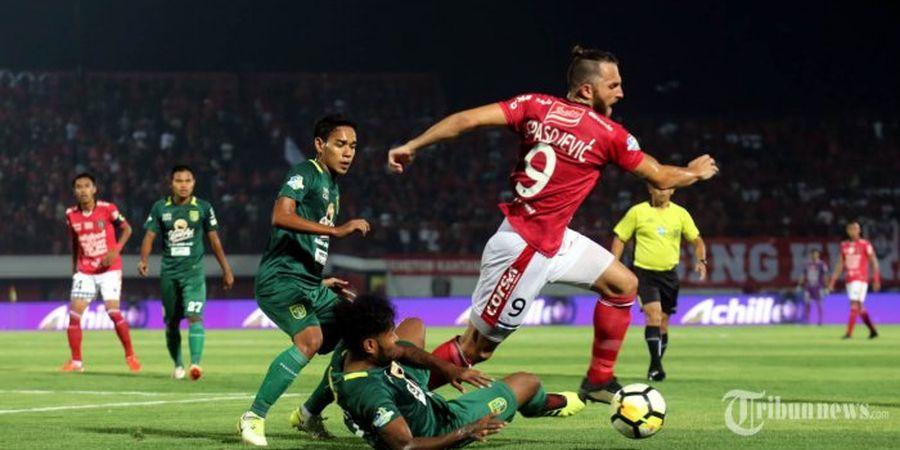 Skema Pemainan Berjalan Baik, Persebaya Dikalahkan Bali United karena Satu Hal