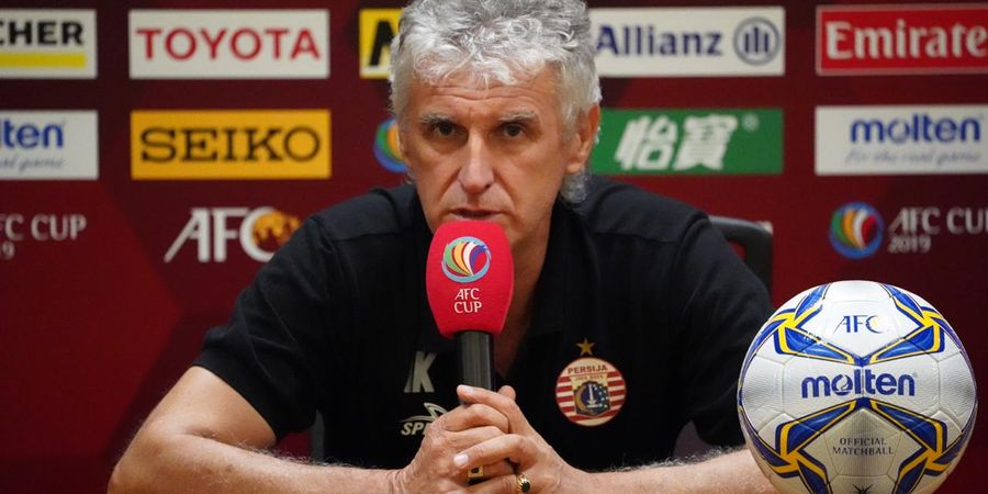 Ivan Kolev Jadi Pelatih Ketiga yang Didesak Mundur di Liga 1 2019