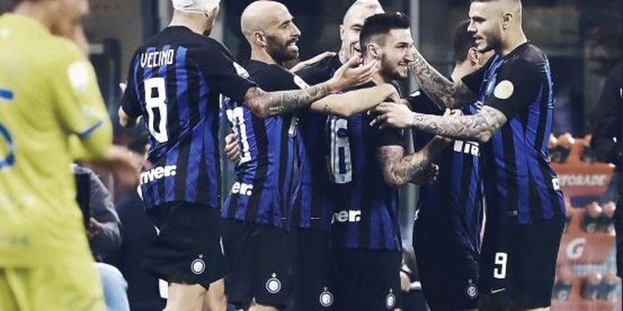 Gawat, Inter Milan Tak Pernah Menang dalam Laga Penentuan di Meazza