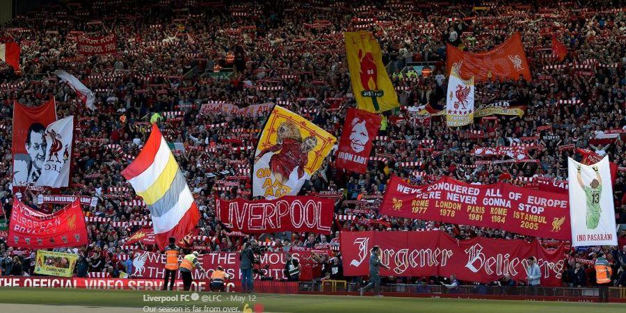 Gagal Juarai Liga Inggris, Liverpool Tak Perlu Dikasihani