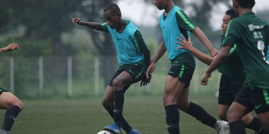 Wonderkid Barito Putera Optimistis Tembus Skuat Timnas U-16 Indonesia