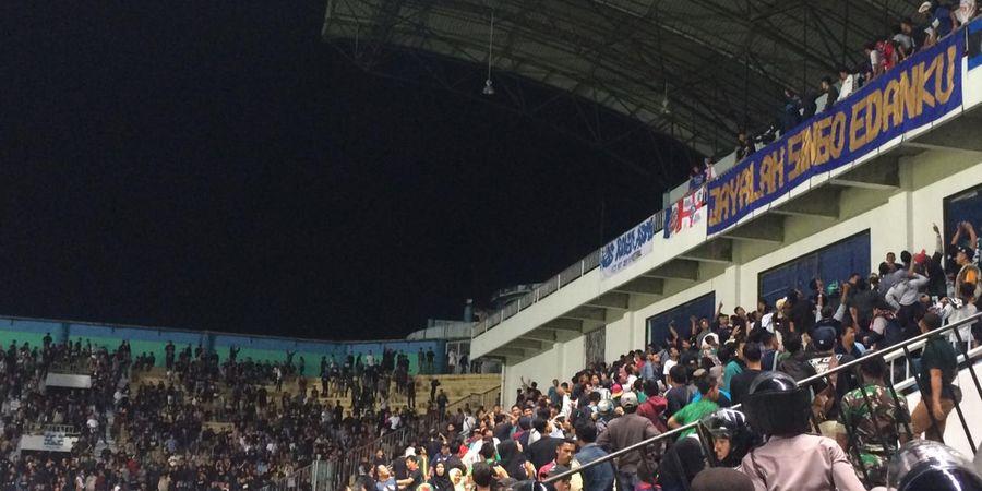 SEJARAH HARI INI - Laga Pembuka Liga 1 2019 Dinodai Aksi Kericuhan
