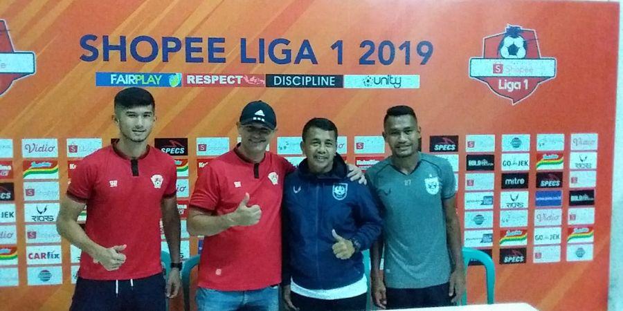 Jafri Sastra Kembali Jadi Juru Racik Mitra Kukar untuk Liga 2 2020.