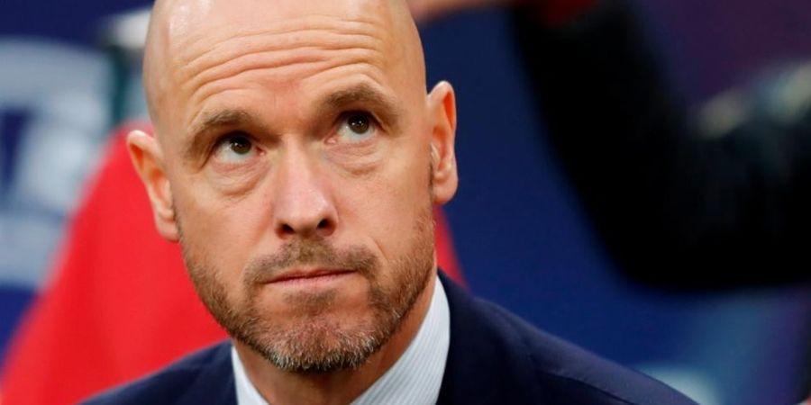 Christian Poulsen Dikarantina karena Corona, Pelatih Ajax Amsterdam Tetap Tenang