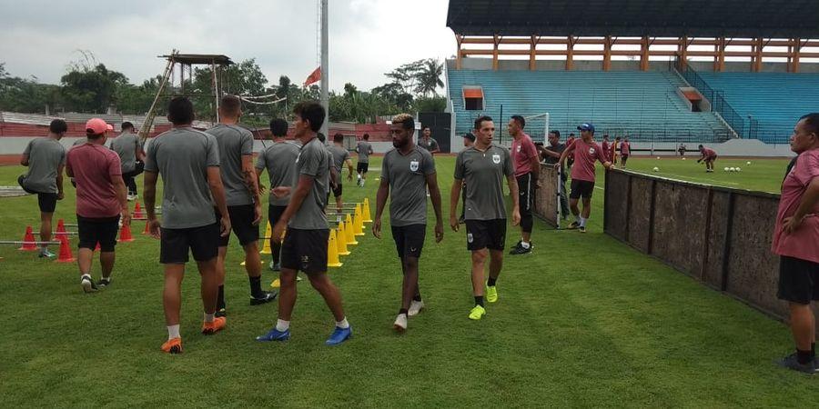 PSIS Semarang Pemanasan bersama Klub Liga 3 Sebelum Hadapi Bali United