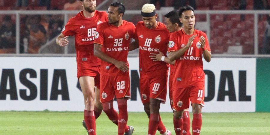 Laga Persija Jakarta Vs Persib Bandung Bertukar Status Kandang?