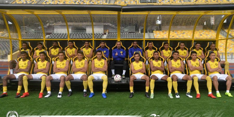 Kualifikasi Piala Dunia 2022, Timnas Malaysia Lupakan Sejumlah Bintang