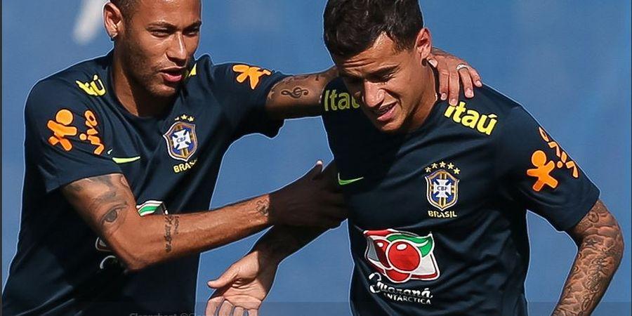 Coutinho Buka-bukaan soal Transfer Neymar di Grup WhatsApp Barcelona