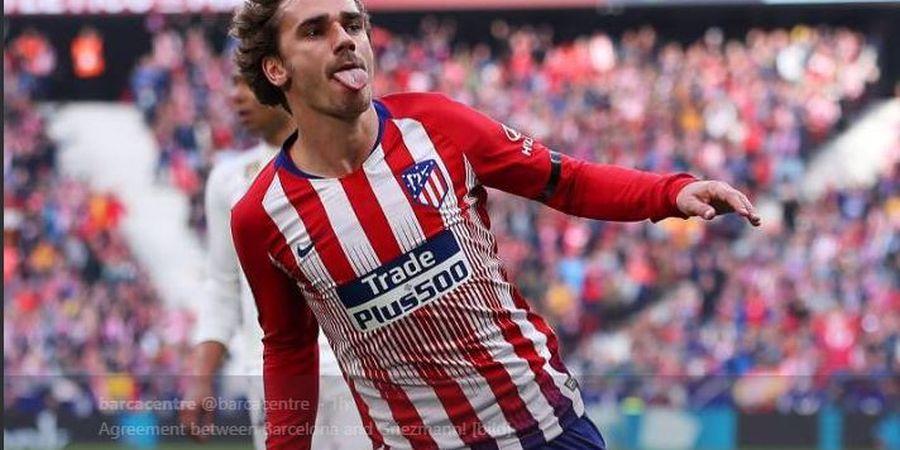 Selain Antoine Griezmann, Barcelona Incar Dua Penyerang Nomor 9
