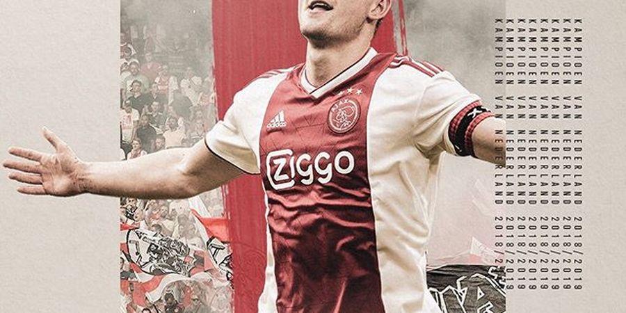 Kapten Ajax: Ini Bukan Waktunya Untuk Membicarakan Masa Depan Saya