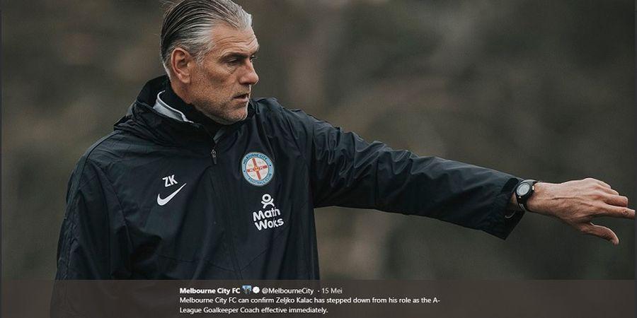 Klub Liga Australia Ini Akhirnya Berpisah dengan Mantan Kiper AC Milan