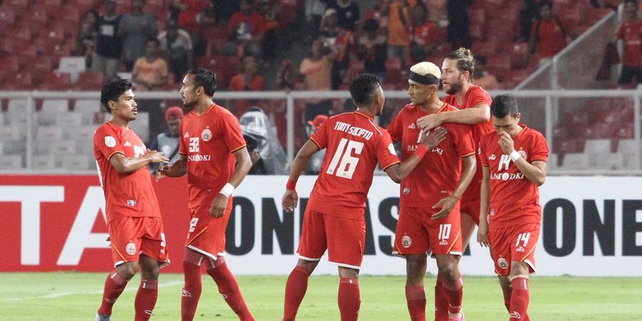 Persija Jadi Wakil Indonesia yang Teratas di AFC Club Ranking 2019