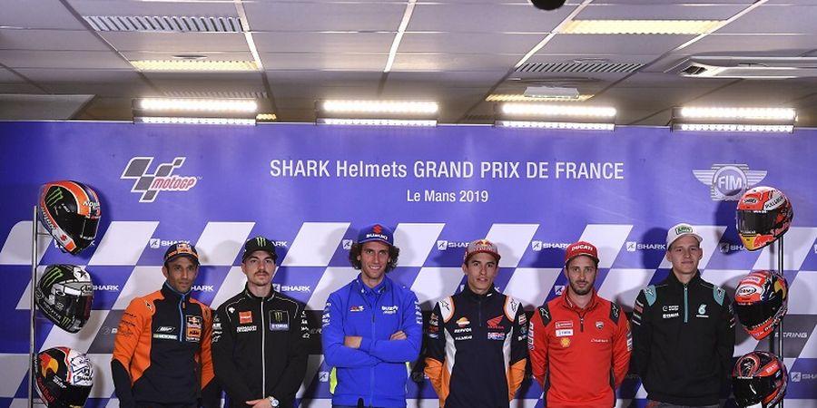 MotoGP Prancis 2020 Ditunda, Jeda Rehat Para Pembalap Semakin Panjang