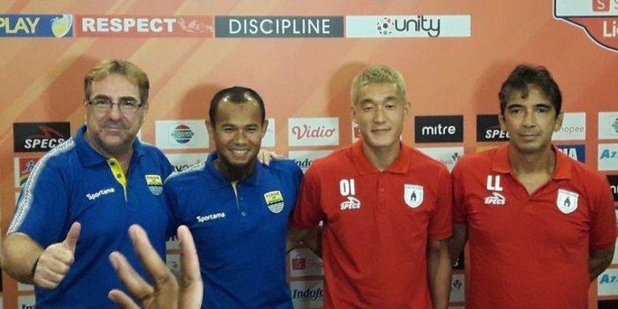Link Live Streaming Persib Vs Persipura, Awali Liga 1 dengan Big Match