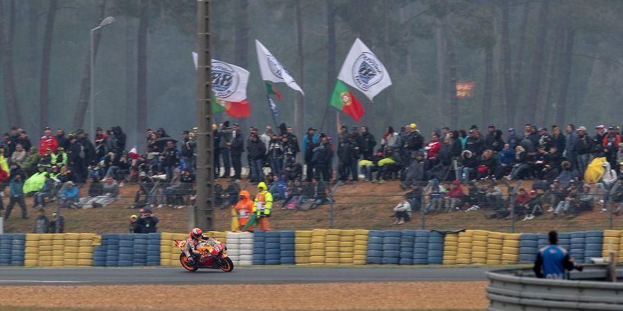 Hasil MotoGP Prancis 2019 - Marc Marquez Pertahankan Dominasi Spanyol di Le Mans