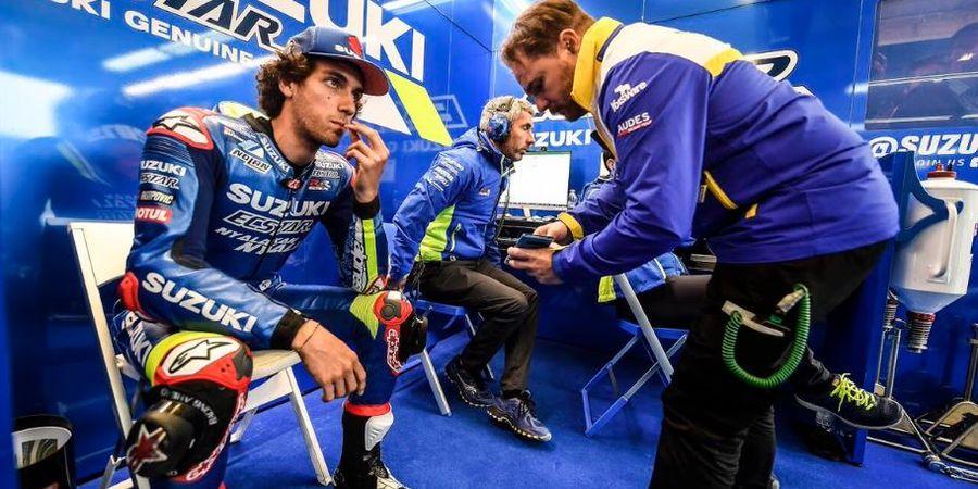 Jelang MotoGP Prancis 2019, Alex Rins Bertekad Tampil Agresif