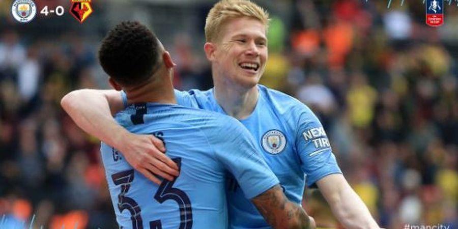 Rahasia Pep Guardiola Raih Prestasi Bersama Man City: Rotasi Pemain