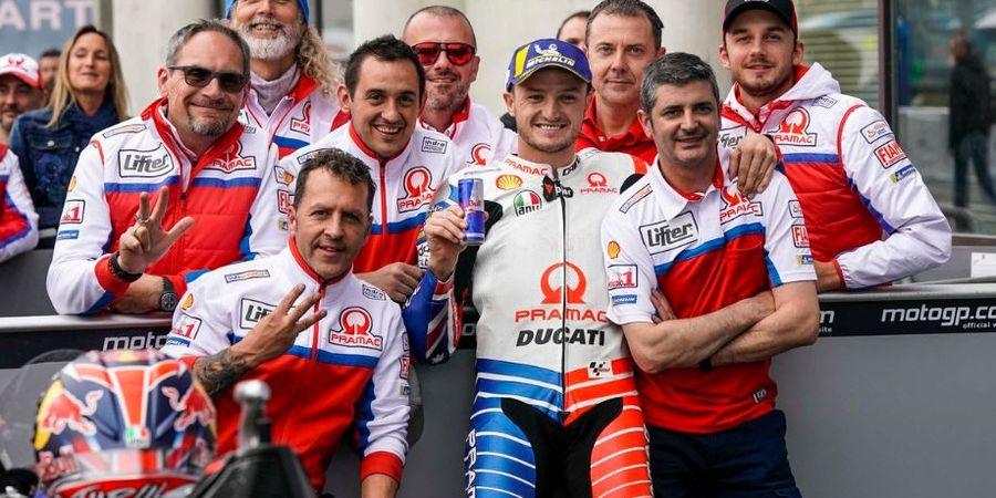 Tampil Impresif Saat Kualifikasi, Jack Miller Siap Bersaing di Le Mans