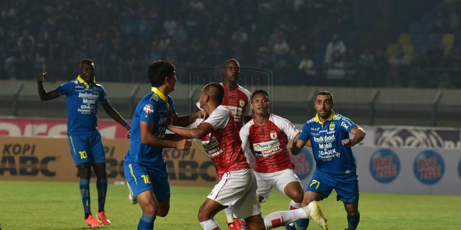 Taklukkan Persipura, Persib Bandung Jaga Tradisi di Liga 1