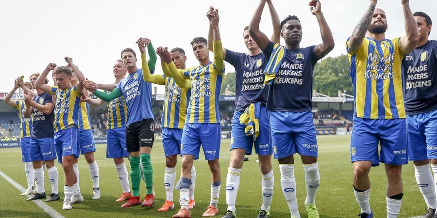 Peluang Ezra Walian Cs Promosi ke Kasta Teratas Liga Belanda Terbuka